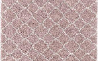 Růžový koberec Mint Rugs Grace, 80x150cm - doprava zdarma!