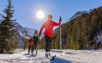 Za víkend běžkařem: Kurz s pobytem v Jizerkách