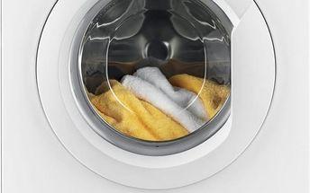 Pračka s předním plněním Zanussi ZWSE 7120 V