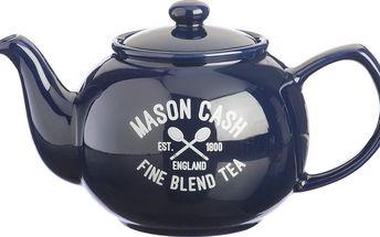 Modrá konvice na čaj Varsity