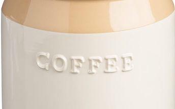 Kameninová dóza na kávu Cane Collection