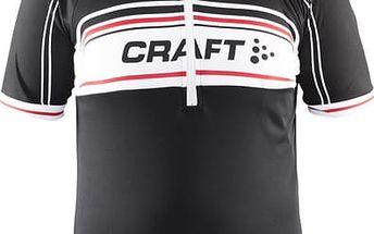 Craft Cyklodres Logo černá 158