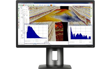 "HP Z24s - LED monitor 24"" - J2W50A4"
