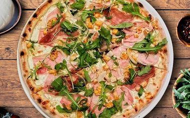 2x pizza dle výběru s rozvozem zdarma