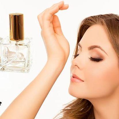 Namíchání vlastního parfému v Zámecké parfumerii v Praze
