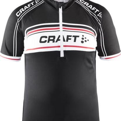 Craft Cyklodres Logo černá 146