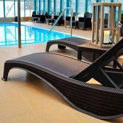 Piešťany ve 4* hotelu s bazénem