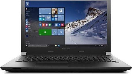 Notebook Lenovo B51-80 (80LM00W7CK) černý