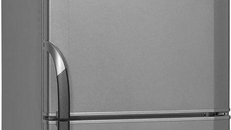 Kombinovaná lednička s mrazákem dole Beko CSA 29031 X
