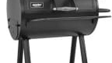 HECHT STEAMROLLER zahradní ocelový gril
