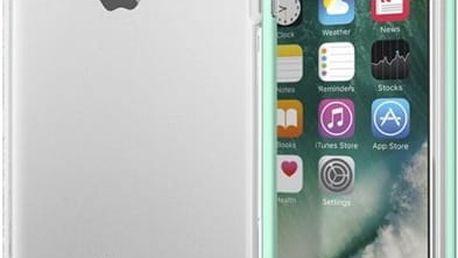Pouzdro Spigen Neo Hybrid Crystal iPhone 7+ mint Modrá