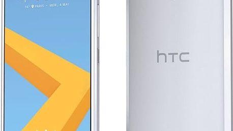 HTC 10 32GB LTE stříbrná