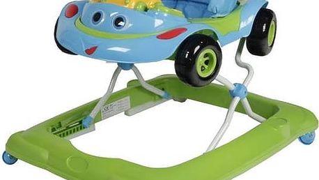 Chodítko dětské Zopa CARS GREEN modré/zelené
