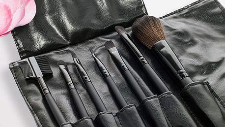 7-dílná sada pomůcek na make up
