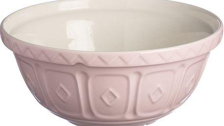 Kameninová mísa Powder Pink, 29 cm