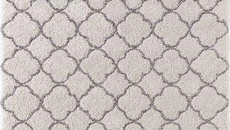 Světlý koberec Mint Rugs Grace, 80x150cm - doprava zdarma!