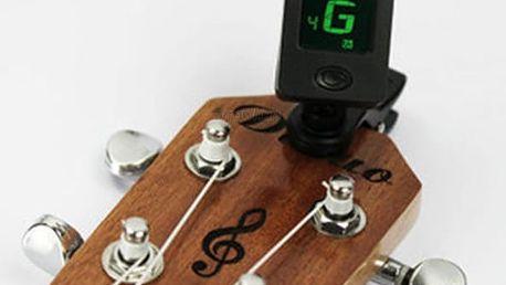 Ladička hudebních nástrojů s digitálním displejem