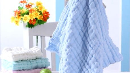 Extra jemný gázovinový ručník