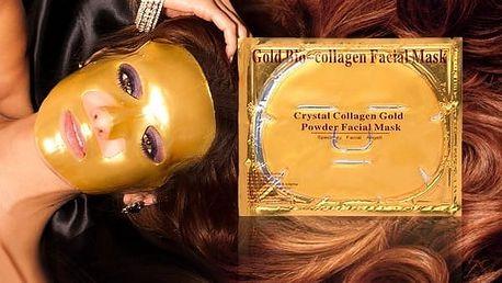 Kolagenová maska na obličej
