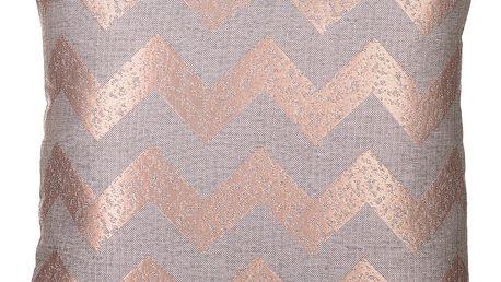 Světle růžový povlak na polštář Apolena Chica