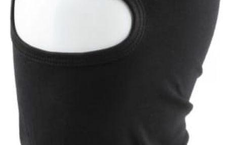 Lyžařská univerzální kukla v černé barvě
