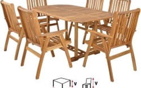 HECHT ROUNDED SET set zahradního nábytku