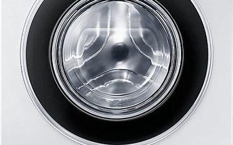 Pračka s předním plněním Samsung WF 70 F5EBW2W/LE
