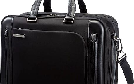 Samsonite BAILHANDLE L EXP - BUSINESS TECH 15.6'', černá - 64V*09003