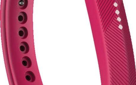 Fitbit Flex 2, růžová/červená - FB403MG-EU