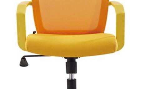 Otočná židle MERCI YEL