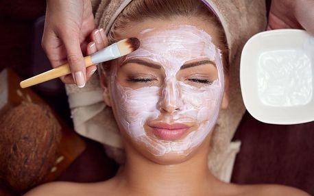 Luxusní HydroPeptidové ošetření obličeje a dekoltu
