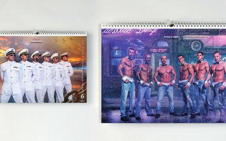 Sexy kalendář populární skupiny California Dreams