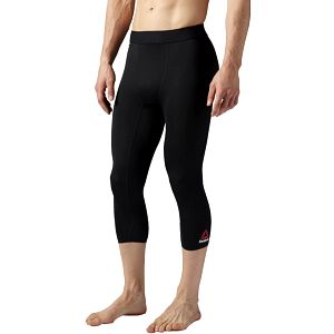Reebok Solid 3/4 Tight XL
