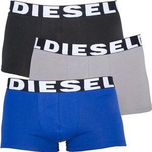 Diesel Sada boxerek UMBX-SHAWNTHREEPACK Boxer 3pack 00SAB2-0AAMT-06 M