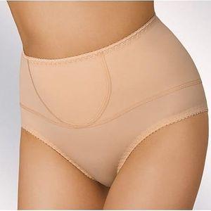 Stahovací kalhotky Vivien - XXXL tělová - VÝPRODEJ