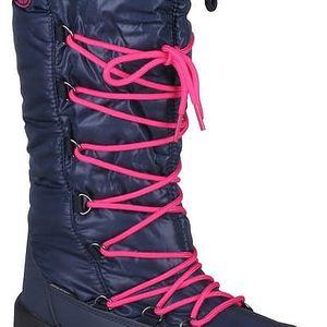 Coqui Tmavě modré dámské sněhule Alina 56206 Dark Blue 101128 40
