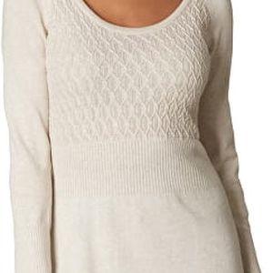 Prana Dámské úpletové šaty Zora Dress Winter S