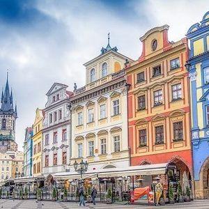 Praha se snídaní a platností do konce roku