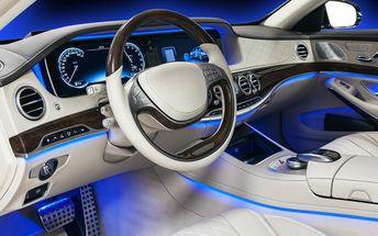 Dezinfekce interiéru a klimatizace vozu ozonem