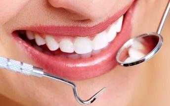 Dentální hygiena: 45 minut pro zdraví zubů