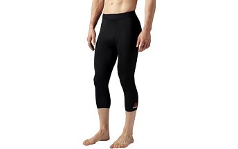 Reebok Solid 3/4 Tight L