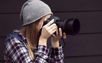 Individuální fotokurz s digitální fotoaparátem