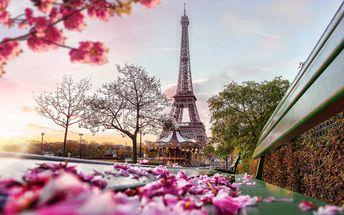 Zájezd do Paříže s 1 nocí v hotelu se snídaní