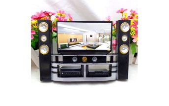 Hi-Fi TV set do domečku pro panenky