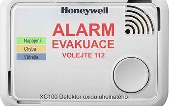 HONEYWELL XC 100 čidlo oxidu uhelnatého