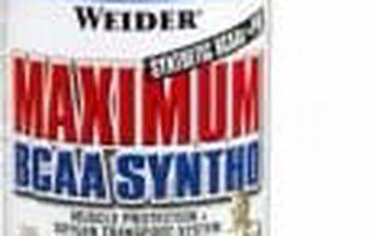 Maximum BCAA Syntho, Weider, 240 kapslí