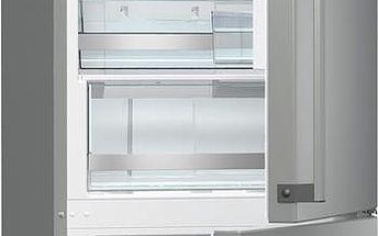 Kombinovaná lednička s beznámrazovým systémem Gorenje NRK 6193 TX