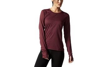 adidas Supernova Long Sleeve Tee Women L