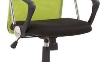 Kancelářské křeslo Mahali 3 - zelené