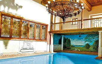 Zážitkový hotel u Grazu: wellness, pivo, dobroty
